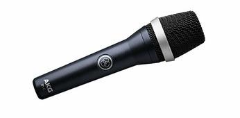 AKG D5C микрофон сценический вокальный динамический кардиоидный, разъём XLR, 20-17000Гц, 2,6мВ/Па