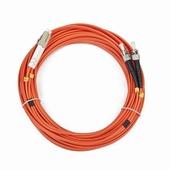 Оптический кабель Gembird CFO-LCST-OM2-2M Duplex multimode LC/ST