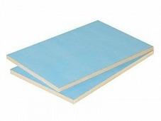 Сэндвич-панель ПВХ Пласт Декор 0,4/10мм, 3000х1500мм, односторонняя, белая