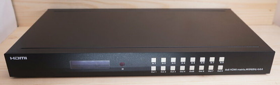 Переключатель AVE HDMX 8x8 HDR (matrix 8x8, 4Kx2K)