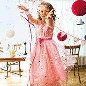 Электронная выкройка Burda - Платье (костюм принцессы) №150