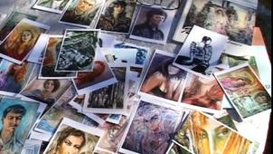 Мастер класс: Портретная живопись, Часть I