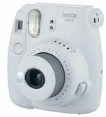 Fujifilm Instax Mini 9, White фотокамера мгновенной печати