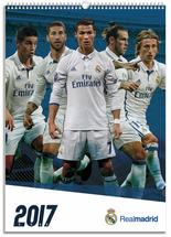Календарь Реал Мадрид 2017 A3