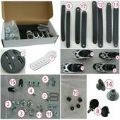 Набор запчастей Elan Spare Part Kit 1 Cbs