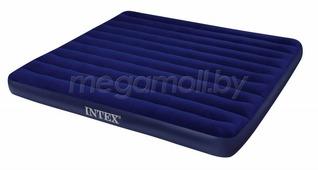 Надувной матрас Classic Downy Bed Intex 68755