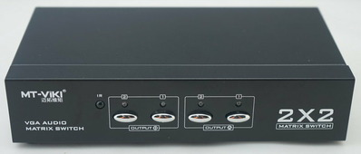 Переключатель матричный AVE VGASW2x2 (VGA Matrix Switch 2x2)