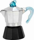 Кофеварка гейзерная G.A.T. ORZIERA BARLEY 103603 blue 150ml