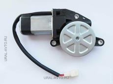 Моторчик стеклоподъемника Granat Мотор стеклоподъемника MABUCHI ZD12401GL - 14 зубьев (черный)
