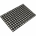 Ячеистый грязесборный коврик Vortex (20098) чёрный, 50x100x1,6 см