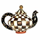 Чайник заварочный Courtly Check 11512-040 от MacKenzie-Childs