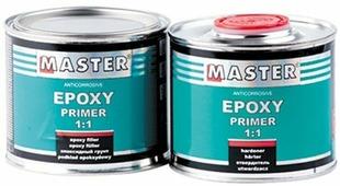 Грунт эпоксидный антикоррозионный Troton MASTER EPOXY PRIMER 1:1