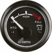 Индикатор уровня сточных вод Wema HTG-BB 240 - 30 Ом 12/24 В