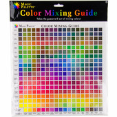 Цветовая палитра PersonalMixingGuide 324 цвета 5324