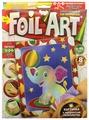 Danko Toys Аппликация из фольги Foil Art Слоник