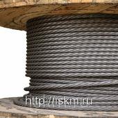 12,0 мм канат стальной ГОСТ 2688-80 оцинкованный (С)