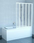Пластиковая шторка для ванны Ravak VS5 114 x 133 114 / 133 см