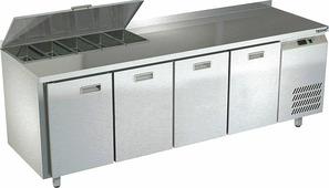 Стол холодильный для салатов Техно-ТТ СПБ/С-227/13-1307 (внутренний агрегат)