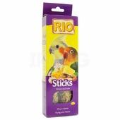 RIO Sticks Honey and Nuts палочки для средних попугаев с медом и орехами,2*75гр