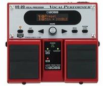 Вокальный процессор Boss VE-20