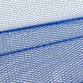 Фатин, цвет: №18-3945 синий (50х50 см)