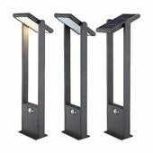 Уличный наземный светильник SOLAR LED 357413
