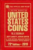 Каталог монет США 2020 Red book, твердый переплет