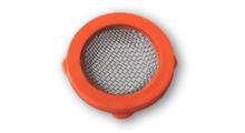 """Уплотнительная прокладка круглая 3/4"""" с фильтром, 50шт. в уп."""