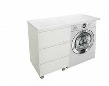 Эстет Комплект мебели Dallas Luxe 115 напольный 3 ящика