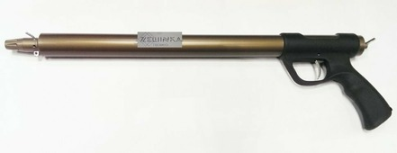 Ружье зелинка техно пневматическое, гарпун 8 мм, без регулировки мощности (без чехла) (50 см)
