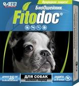 """Био-ошейник АВЗ """"Фитодок"""", для мелких собак, 35 см"""