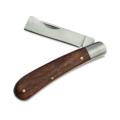 Нож прививочный складной 17см нерж. сталь
