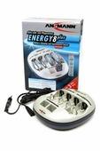 Зарядное устройство Ansmann Energy 8 plus BL1 для Ni-MH/Ni-Cd аккумуляторов
