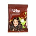 Хна для волос Neha Herbals BROWN Herbal Colour (Хна на травяной основе коричневый, Нэха), 20 г.
