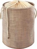 """Мягкая корзина для белья и других вещей """"Casy Home"""", бежевый, 38 х 47 см"""