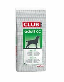Корм ROYAL CANIN Club Pro Adult CC для собак средних и крупных пород с нормальной активностью старше 12 мес 20кг