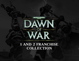 Warhammer 40,000 : Dawn of War 1 and 2 Franchise Collection (PC)