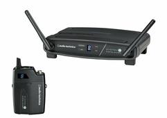 AUDIO-TECHNICA ATW1101 - Поясная радиосистема, 8 каналов 2.4 MHz с поясным передатчиком без микрофона