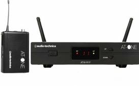 AUDIO-TECHNICA ATW11F - радиосистема, 4+4 канала UHF с напоясным передатчиком без микрофона