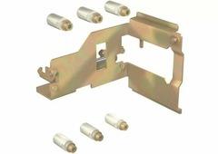 Комплектующие для шкафов PHCT5314 Комплект T5 3P выкатной, поворотная рукоятка 400A W=600мм ABB