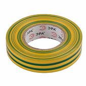 ЭРА ПВХ-изолента 15мм*10м желто-зеленая