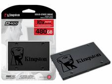 Жесткий диск SSD 480Gb Kingston A400 (SA400S37/480G) (SATA-6Gb/s, 2.5, 500/450Mb/s)