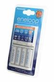 Зарядное устройство Panasonic eneloop K-KJ55MCC40E Smart&Quick Charger + 4AA1900mAh BL1
