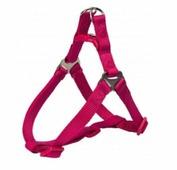 Шлея TRIXIE для собак Premium Harness XS-S 30-40см/10мм фуксия
