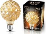 Лампа REV E27 ST64 5Вт 2700K