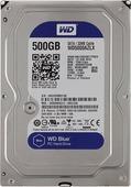 Жесткий диск 500Gb Western Digital Blue (WD5000AZLX) SATA3-600 7200rpm 32Mb