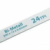 Полотна для ножовки по металлу, 300 мм, 24TPI, BIM, 2 шт.// Gross 77729
