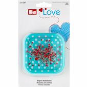 Магнитная игольница с булавками Prym Love 610287