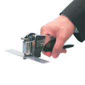 """Модель В-75 - твердомер Вебстер (Webster) для латуни, жёстких сплавов алюминия и мягкой стали (Модель с увеличенным размером захвата для измерения изделий толщиной от 0,03"""" (0,8 мм) до 1/2"""" (12,7 мм) до 7/8"""" (22,2 мм).)"""