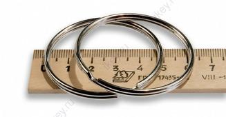 Кольцо для крепления ключей (50 мм)